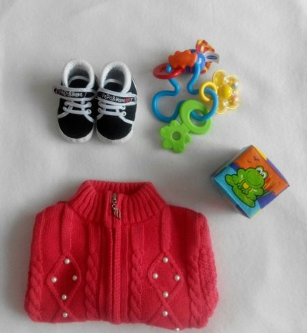 Dětské zboží